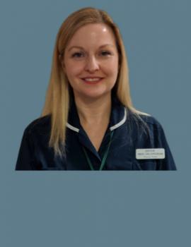 Sister Erin Gillingham, Nurse