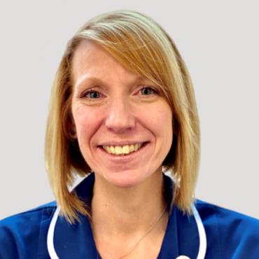 Sister Jacqui Wadsworth, Nurse