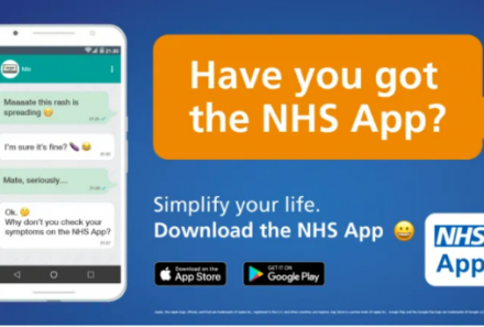 Covid-19 Vaccination Status through the NHS App