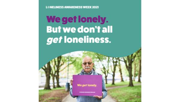 Loneliness Awareness Week: Let's Talk Loneliness